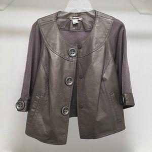 Jackets & Blazers - Button up jacket